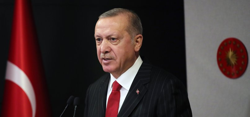 ERDOĞAN SAYS TWO PANDEMIC HOSPITALS WILL BE BUILT IN ISTANBUL
