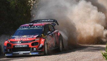 WRC Heyecanı Marmariste Devam Ediyor