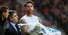 Real Madrid confirm Ramos nose break