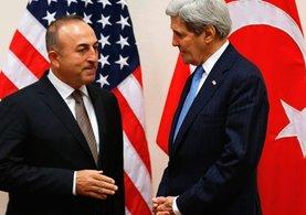 Mevlüt Çavuşoğlu, Kerry ile telefonla görüştü!