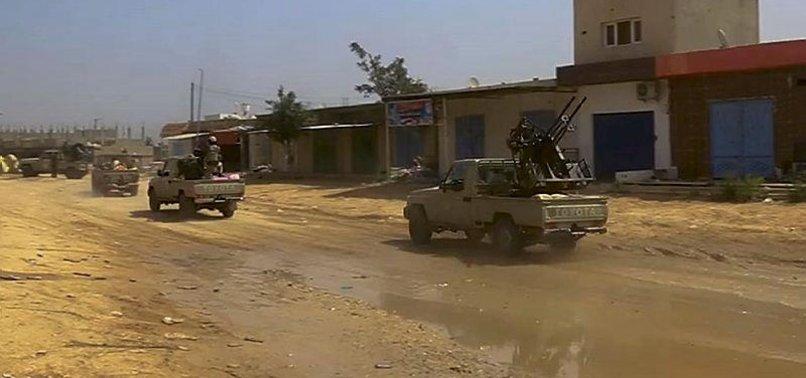 EU CALLS FOR 'IMMEDIATE CEASEFIRE' IN LIBYA