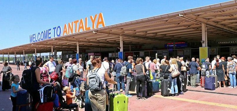 TURKEYS ANTALYA SETS TOURIST RECORD OF 15 MILLION