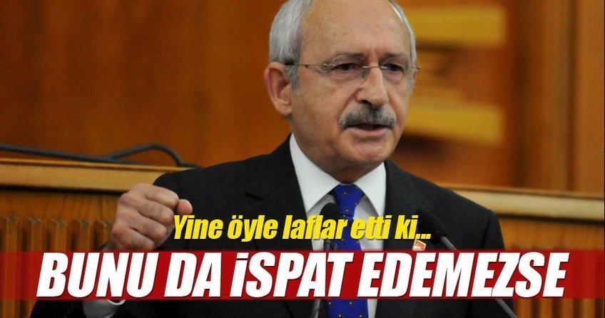 Kılıçdaroğlu bunu da ispatlayamazsa...