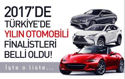 OGD 2017 Türkiyede yılın otomobili yarışması
