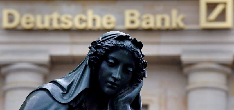 US: DEUTSCHE BANK FINED $150M FOR TIES TO EPSTEIN