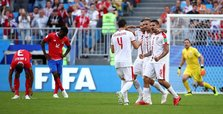 Kolarov's free-kick goal leads Serbia to win over Costa Rica