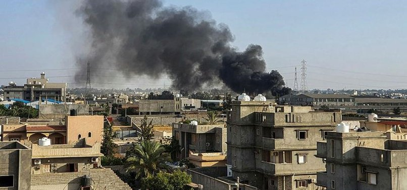 UN CALLS FOR LIBYA CEASE-FIRE, SAYS NO MILITARY SOLUTION
