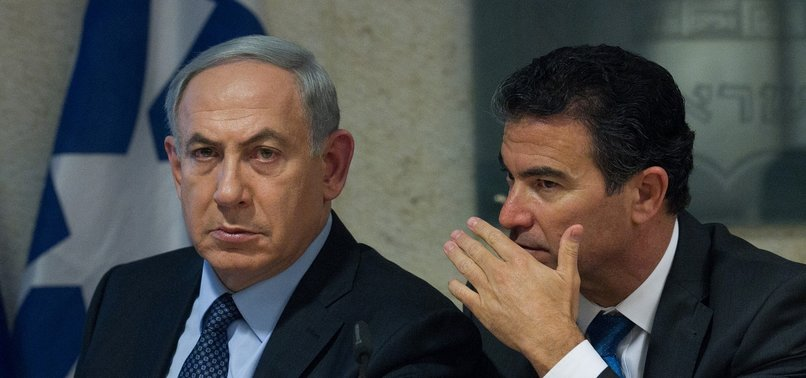 EX-MOSSAD CHIEF SIGNALS ISRAEL BEHIND IRAN NUCLEAR ATTACKS