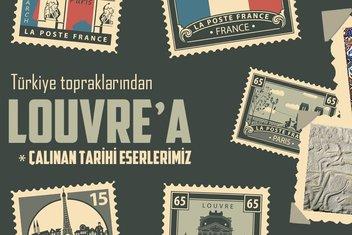 Türkiye topraklarından Louvre'a: Çalınan tarihi eserlerimiz