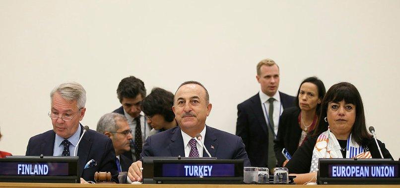 TURKEY WORKS WITH UN TO TACKLE CLIMATE CHANGE ISSUES