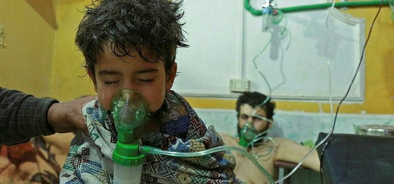 US MAKES NEW PUSH FOR UN SYRIA CHEMICAL WEAPONS PROBE