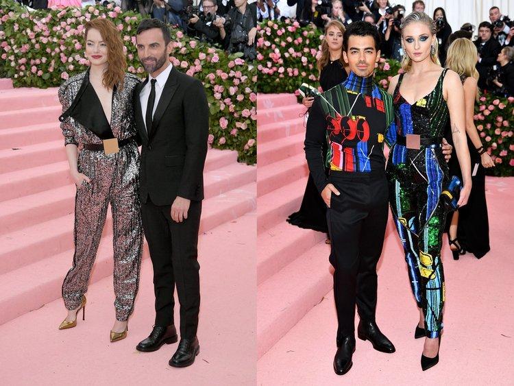 Met Gala 2019'da Louis Vuitton tercih eden yıldızlar