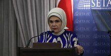 Turkey's first lady urges women empowerment in Africa