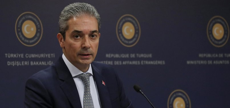 TURKEY READY TO REVIVE DIALOGUE CHANNELS WITH GREECE