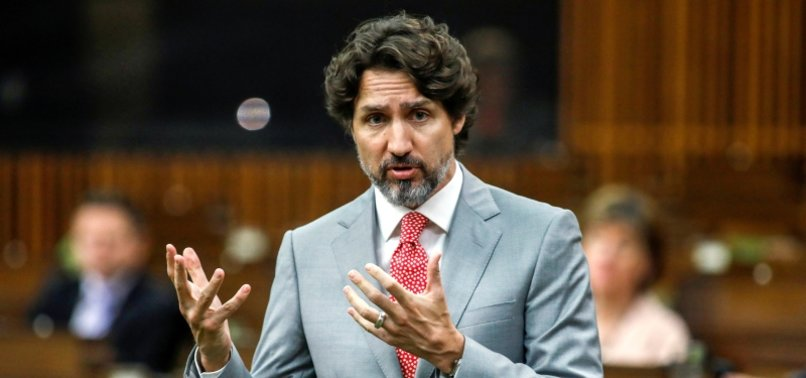 CANADIANS WATCHING U.S. IN HORROR AND CONSTERNATION - TRUDEAU