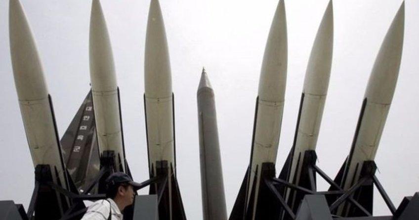 Kuzey Kore sabah saatlerinde dört roket birden fırlattı
