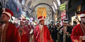 İstanbulda Ahilik Haftası kutlandı