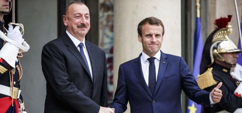 AZERBAIJAN CALLED FOR FRANCE TO BE STRIPPED OF MEDIATION ROLE IN KARABAKH CONFLICT