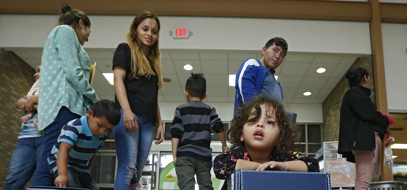 81 MIGRANT CHILDREN SEPARATED FROM FAMILIES SINCE JUNE