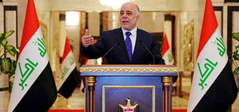 IRAN CANCELS IRAQI PM ABADIS VISIT TO TEHRAN AFTER BAGHDADS COMPLIANCE WITH US SANCTIONS