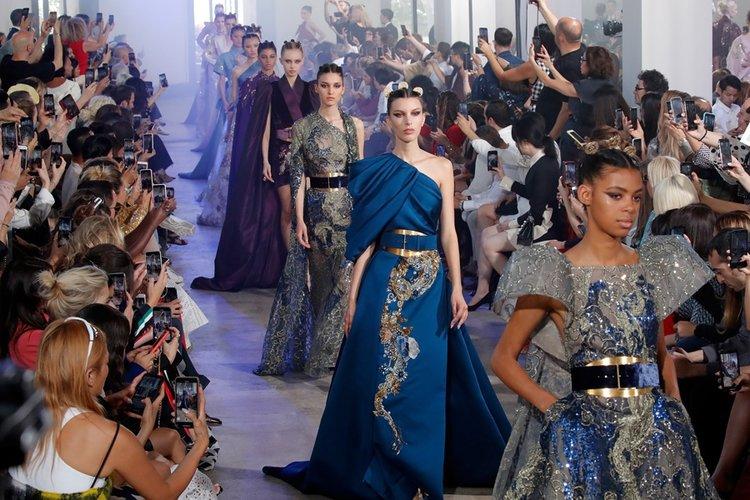 Elie Saab Haute Couture Sonbahar/Kış 2019-2020