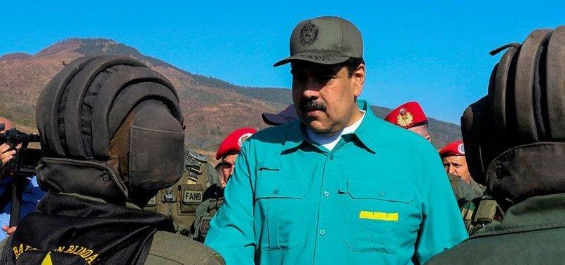 GERMANYS LEFT PARTY ACCUSES US OF COUP BID IN VENEZUELA