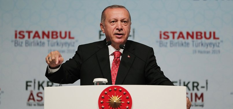 PRESIDENT ERDOĞAN SAYS KHASHOGGIS KILLERS WILL PAY PRICE