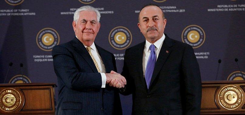 TURKEY, US AGREED ON STABILIZATION OF MANBIJ