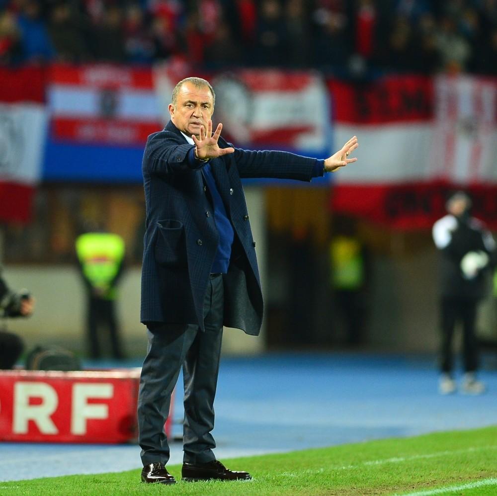 Turkey national coach Fatih Terim