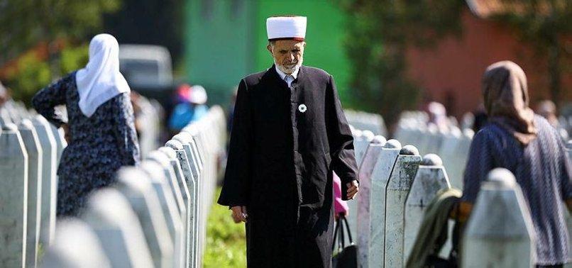 BOSNIA MARKS 23RD ANNIVERSARY OF SREBRENICA GENOCIDE