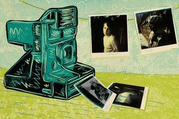 Ünlü yönetmen Tarkovski'nin kadrajından bizzat çektiği fotoğraflar