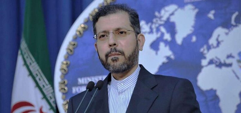 IRAN WARNS UAE WILL BE HELD RESPONSIBLE FOR REGIONAL INSTABILITY OVER ISRAEL TIES