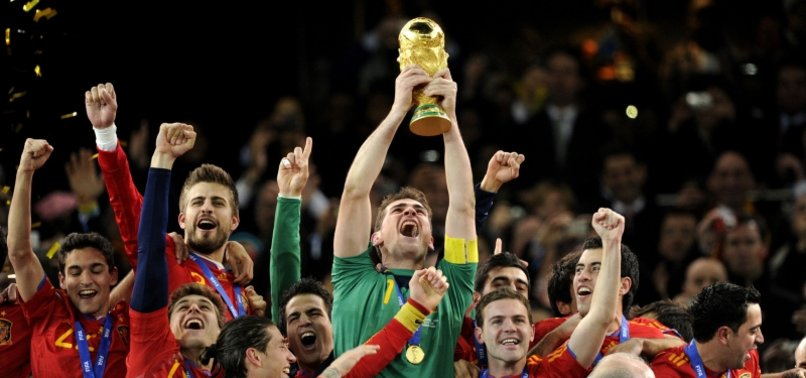SPAIN AND REAL MADRID LEGEND IKER CASILLAS ANNOUNCES RETIREMENT FROM FOOTBALL