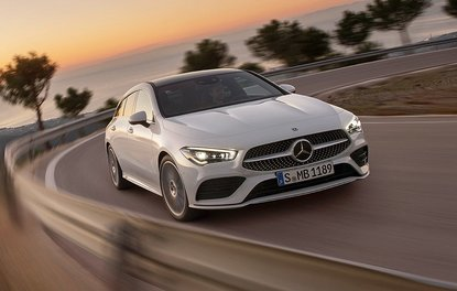 Yeni Mercedes CLA Shooting Brake