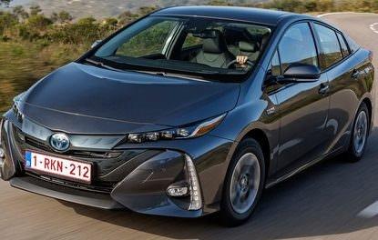 Yeni Toyota Prius (2017) Avrupa'da