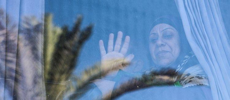 Dört yıllık engelin ardından Gazze'den ilk umre kafilesi yola çıktı
