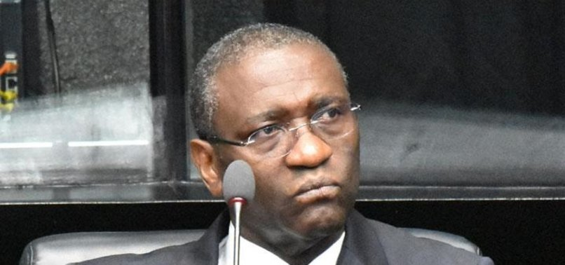 EX-RWANDAN MINISTER CONVICTED OF GENOCIDE TRANSFERRED TO SENEGAL