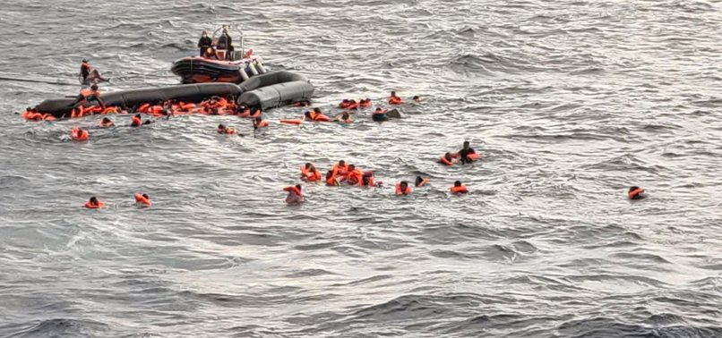 AT LEAST 17 MIGRANTS DIE AFTER BOAT SINKS OFF TUNISIA