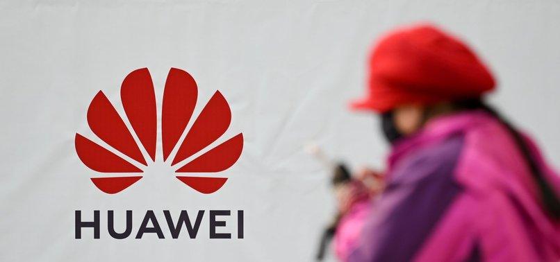 CHINA TELLS US TO STOP UNREASONABLE CRACKDOWN ON HUAWEI
