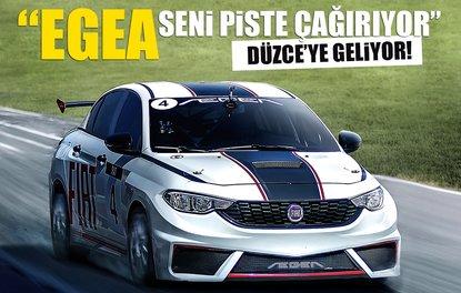 """""""EGEA SENİ PİSTE ÇAĞIRIYOR"""" DÜZCE'YE GELİYOR!"""