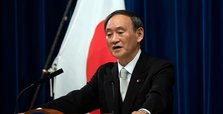 Japan PM Suga tells SKorea it's time to fix strained ties