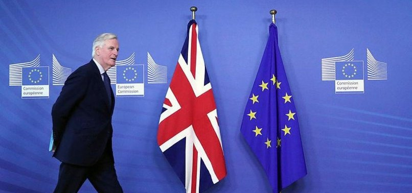 EUS BARNIER: EXTREMELY LITTLE TIME LEFT TO SETTLE BREXIT DEAL