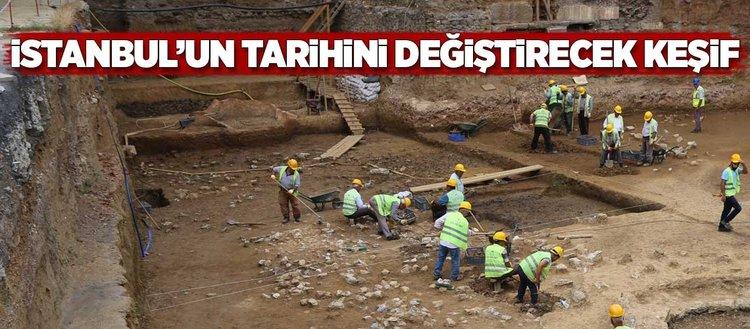 İstanbul tarihine ışık tutan keşif