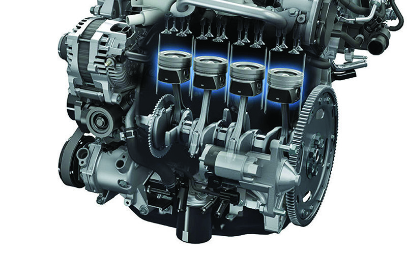 Teknoloji · Mazda HCCI motor