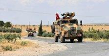 Turkey, US training for joint patrols in Manbij, Syria