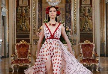 Dolce & Gabbana'nın dijital Alta Moda 2020 şovu