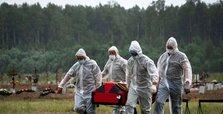 Russia reports 6,556 new coronavirus cases