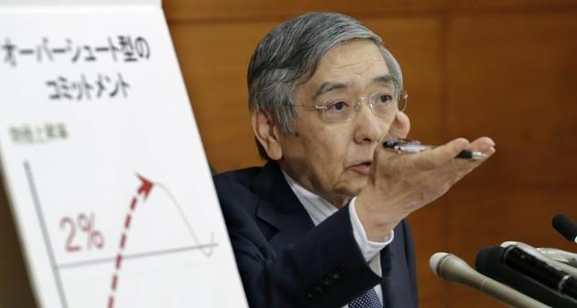BoJ tweaks policy, raises Asian stocks