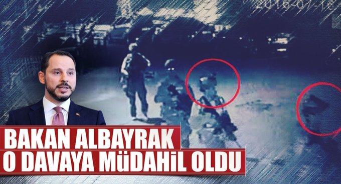 Berat Albayrak ve Hasan Doğandan suikast davasına katılma talebi