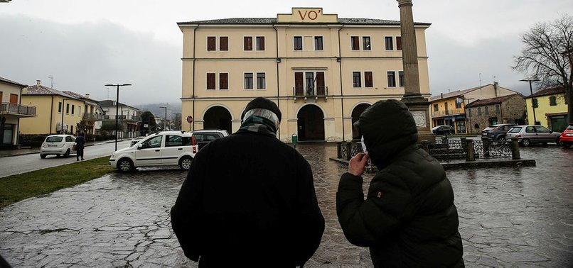 ITALY REPORTS 274 CORONAVIRUS DEATHS, 9,630 NEW CASES - HEALTH MINISTRY